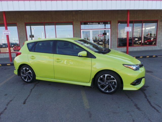 2016 SCION IM HATCHBACK A/C, - Edmonton in Sherwood Park, Alberta