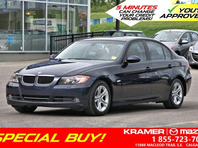 2008 BMW 3 SERIES 328 i Immaculate Condition!! in Calgary, Alberta