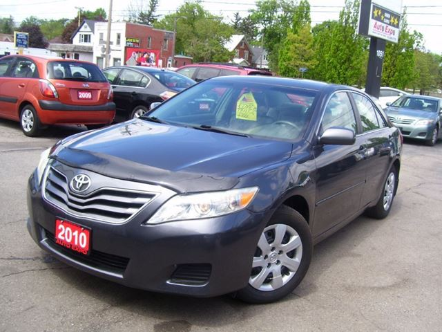 2010 Toyota Camry LE,Auto,A/C,Low Km's in Kitchener, Ontario