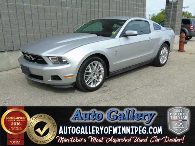 2012 FORD MUSTANG *Only 20,256 kms! in Winnipeg, Manitoba
