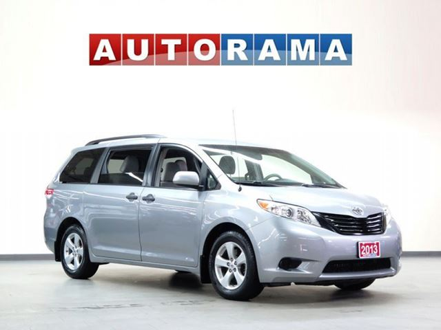 2013 Toyota Sienna 7 PASSENGER in North York, Ontario