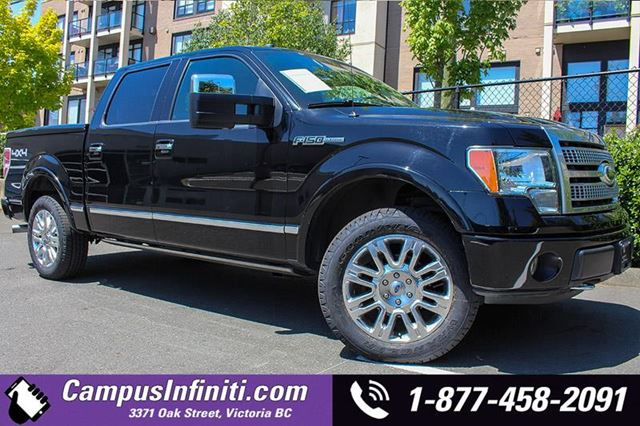 2009 Ford F-150 4WD SuperCrew in Victoria, British Columbia