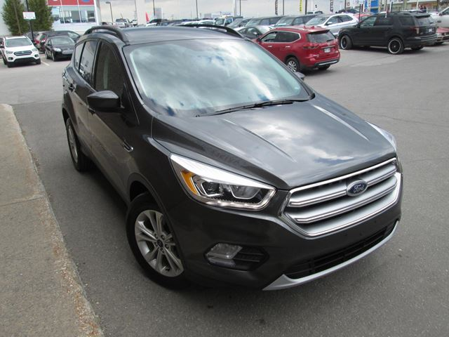 used 2017 ford escape se gatineau. Black Bedroom Furniture Sets. Home Design Ideas