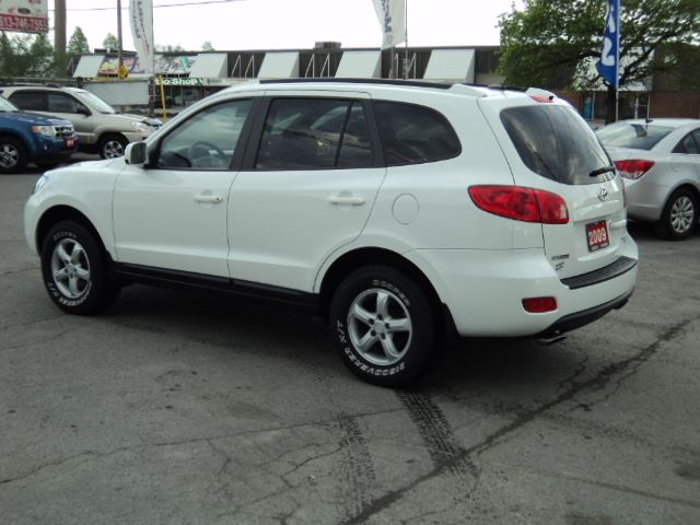 2009 hyundai santa fe gls ottawa ontario car for sale. Black Bedroom Furniture Sets. Home Design Ideas