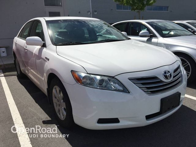 2009 Toyota Camry Hybrid 4dr Sdn in Vancouver, British Columbia
