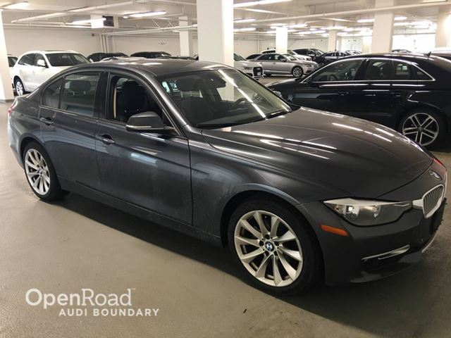 2013 BMW 3 Series 4dr Sdn 320i xDrive AWD in Vancouver, British Columbia