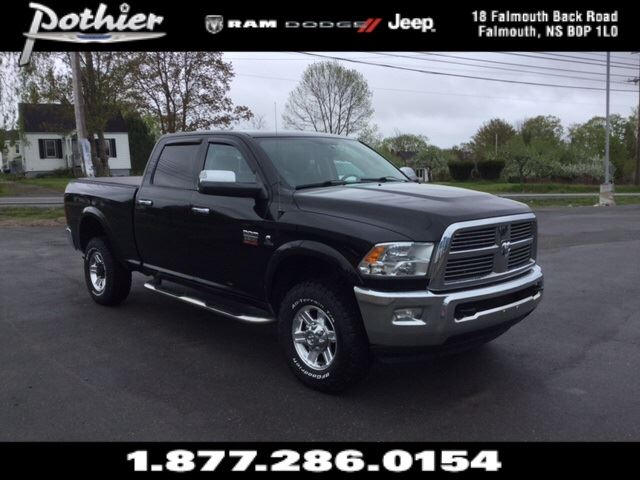 2012 Dodge RAM 2500 Laramie 4x4 Crew 6.4ft  EXTENDED WARRANTY  LEATH in Windsor, Nova Scotia