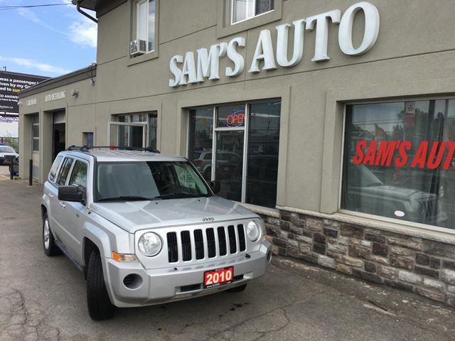 2010 JEEP PATRIOT SPORT in Hamilton, Ontario