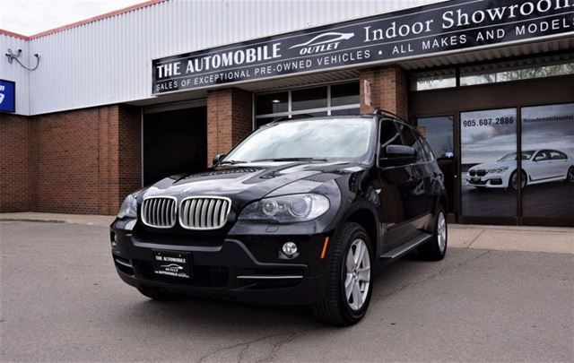 2009 BMW X5 48i AWD NAVI BACK-UP PANO ROOF in Mississauga, Ontario