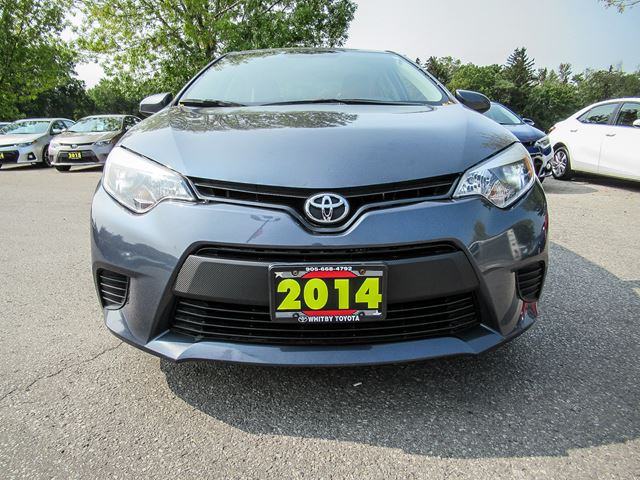 used 2014 toyota corolla le whitby. Black Bedroom Furniture Sets. Home Design Ideas