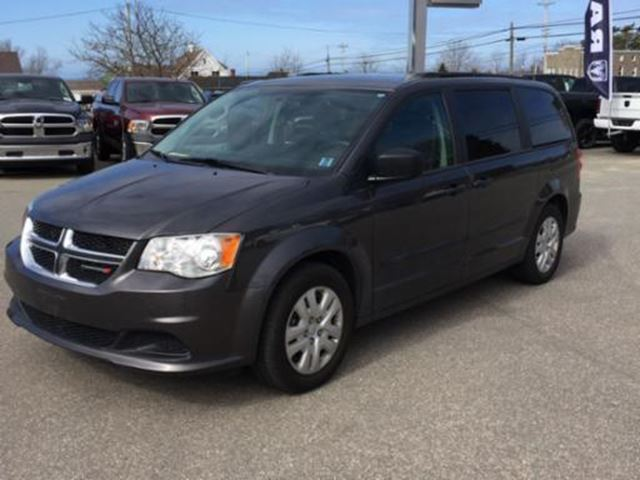 2016 Dodge Grand Caravan Canada Value Package in Corner Brook, Newfoundland And Labrador