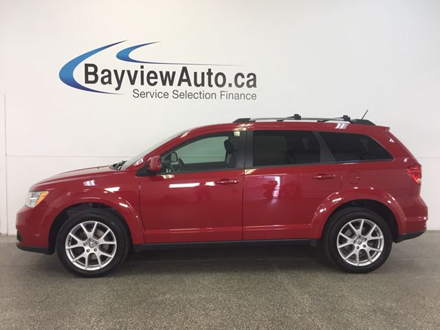 2016 Dodge Journey LTD- REM START! SUNROOF! DVD! REV CAM! UCONNECT! in Belleville, Ontario
