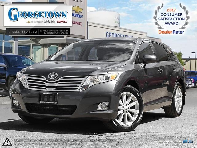 2011 Toyota Venza Base * All Wheel Drive Security * in Georgetown, Ontario