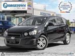2012 Chevrolet Sonic LS LS * New Tires One Owner * in Georgetown, Ontario