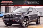 2016 Jeep Cherokee Trailhawk in Thornhill, Ontario