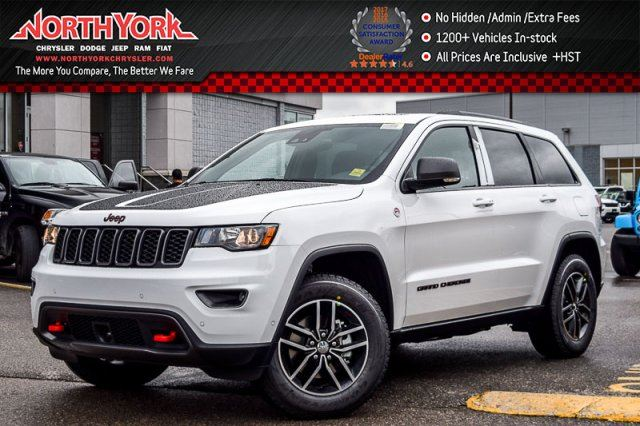 2017 Jeep Grand Cherokee Trailhawk in Thornhill, Ontario