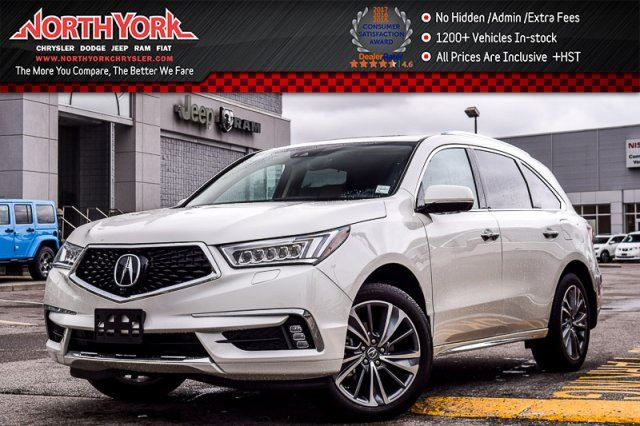 2017 Acura MDX Elite Pkg in Thornhill, Ontario
