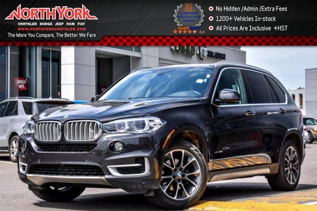 2016 BMW X5 xDrive35i in Thornhill, Ontario