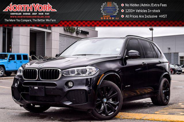 2015 BMW X5 xDrive35d in Thornhill, Ontario