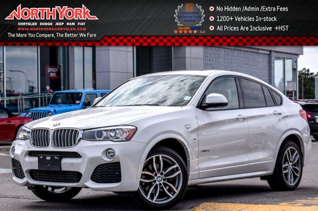 2017 BMW X4 xDrive28i in Thornhill, Ontario