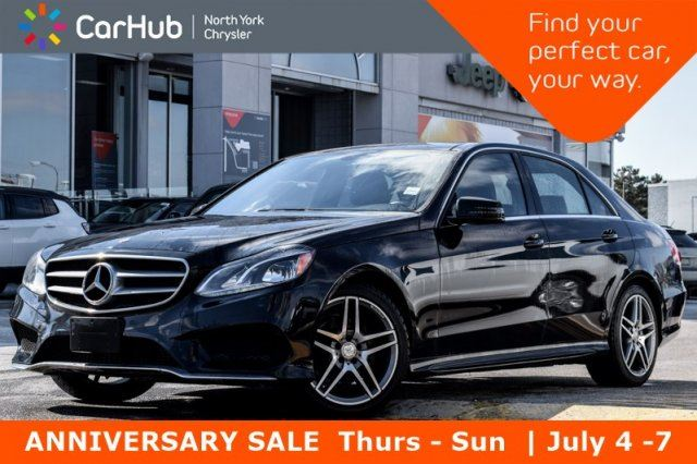 2015 MERCEDES-BENZ E-CLASS E 250 BlueTEC in Thornhill, Ontario