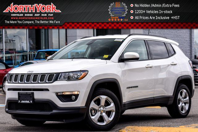 2017 Jeep Compass North in Thornhill, Ontario