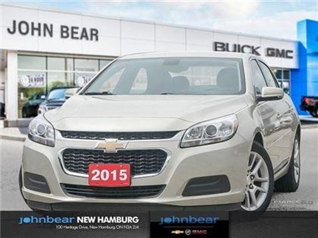 2015 Chevrolet Malibu LT in New Hamburg, Ontario