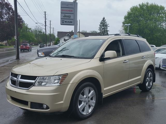 2010 Dodge Journey R/T in Lindsay, Ontario