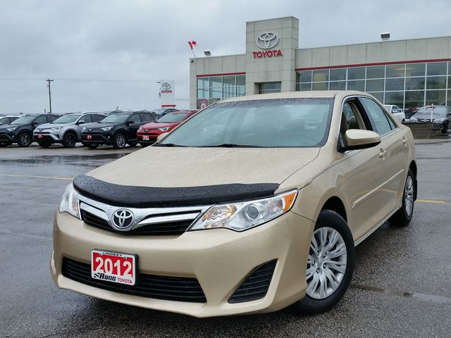 2012 Toyota Camry LE in Lindsay, Ontario