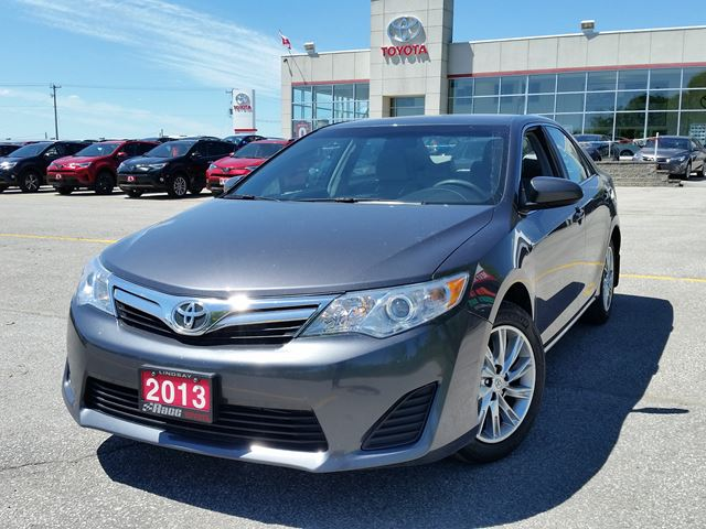 2013 Toyota Camry LE in Lindsay, Ontario
