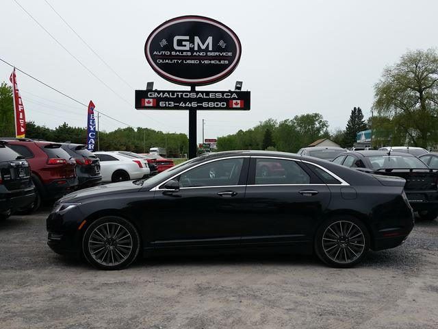 2015 LINCOLN MKZ           in Rockland, Ontario