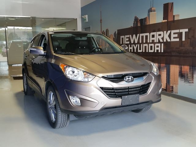 2011 HYUNDAI TUCSON Limited AWD All-In Pricing $143 b/w +HST in Newmarket, Ontario