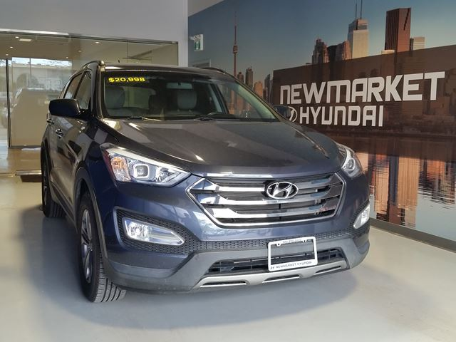 2013 HYUNDAI SANTA FE Premium All-In Pricing $192 b/w +HST in Newmarket, Ontario