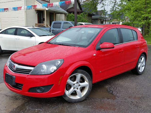 2009 SATURN ASTRA XR 5spd in St Catharines, Ontario