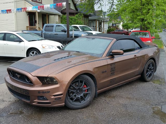 2013 Ford Mustang GT 5.0 in St Catharines, Ontario