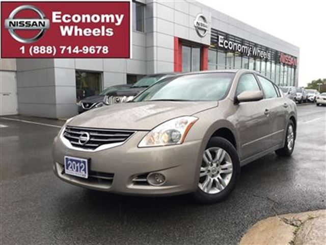 2012 Nissan Altima 2.5 S in Lindsay, Ontario