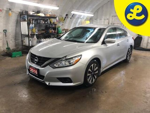 2016 NISSAN ALTIMA SV-R*POWER SUNROOF*AWD*PHONE CONNECT*AM/FM/XM/CD/A in Cambridge, Ontario
