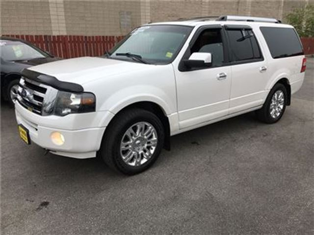 2011 FORD EXPEDITION Limited, Navigation, Sunroof,  4*4, Only 85,000km in Burlington, Ontario