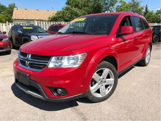 2012 Dodge Journey SXT & Crew HEATED MIRRORS HEATED FRONT SEATS in St Catharines, Ontario