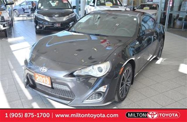 2013 SCION FR-S 6 Speed Manual, One Owner, Low kms in Milton, Ontario