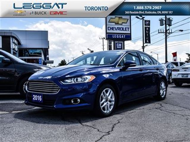 2016 FORD Fusion SE, Leather, Keyless Remote and more.. in Rexdale, Ontario
