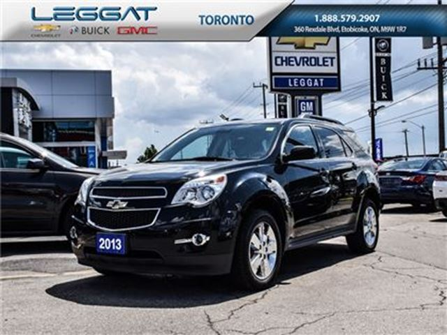 2013 CHEVROLET Equinox 1LT, 6cyl. All Wheel Drive in Rexdale, Ontario