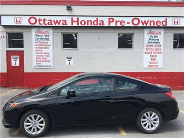2012 Honda Civic EX in Ottawa, Ontario