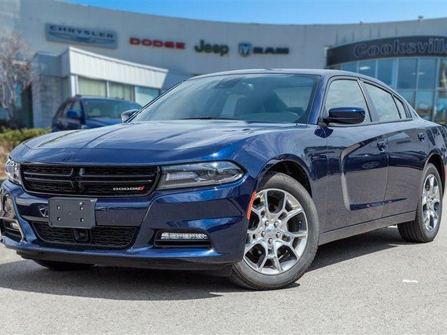 2016 Dodge Charger SXT AWD, HEATED COOLED SEATS, REMOTE START in Mississauga, Ontario