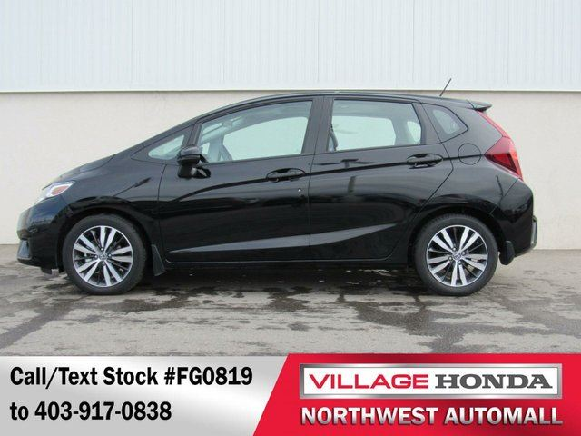2016 Honda Fit EX in Calgary, Alberta