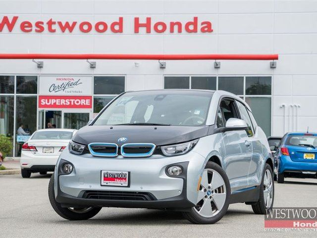 2014 BMW i3 Base w/Range Extender - Tech+Drive Assist Package in Port Moody, British Columbia