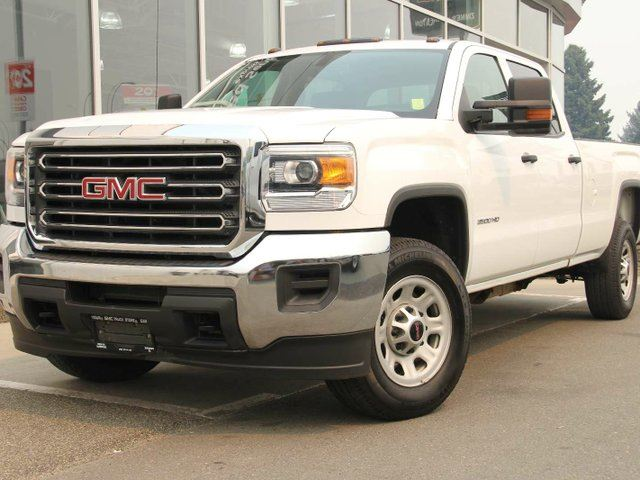 2015 GMC SIERRA 3500  Certified | Long Box | Rear Vision Camera | Bluetooth for Phone | in Kamloops, British Columbia