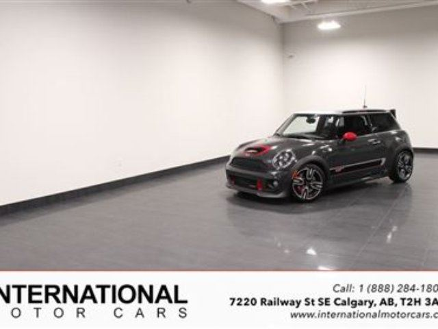 2013 MINI COOPER S JCW GP! VERY RARE! 29/50 BUILT in Calgary, Alberta