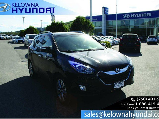 2015 Hyundai Tucson Limited 4dr All-wheel Drive Only 4,500 kms in Kelowna, British Columbia