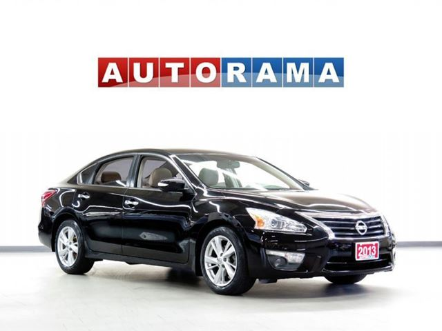2013 Nissan Altima SL TECH PKG NAVIGATION BACKUP CAM LEATHER SUNRO in North York, Ontario